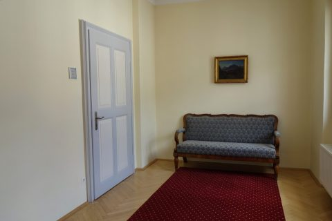 客室入口/gastehaus-im-priesterseminar