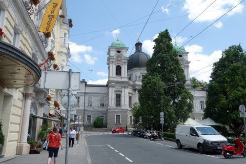 聖トリニティ教会の場所