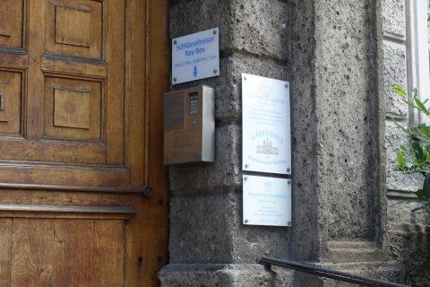 チェックイン/gastehaus-im-priesterseminar