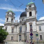 ザルツブルクで教会に泊まる!Gästehaus im Priesterseminar Salzburg