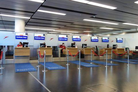 ビジネスチェックイン/ウィーン国際空港