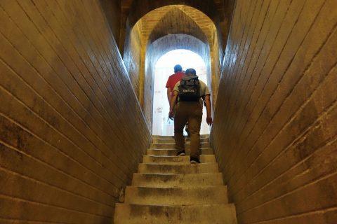 ヒラルダの塔の階段