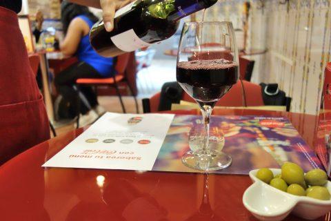 El-Rincon-de-Madrid/赤ワイン