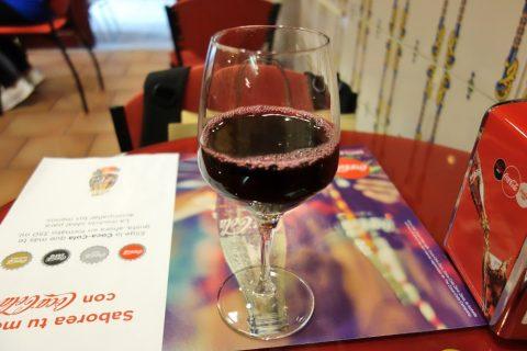 El-Rincon-de-Madrid/グラスワイン