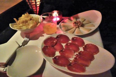 La-Taberna-de-Mister-Pinkleton/料理つき60€