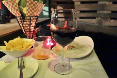 La-Taberna-de-Mister-Pinkleton/グラスワイン