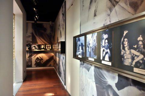 フラメンコ博物館の展示