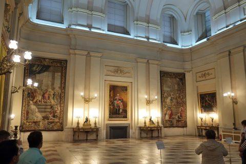 王宮の小部屋/マドリード