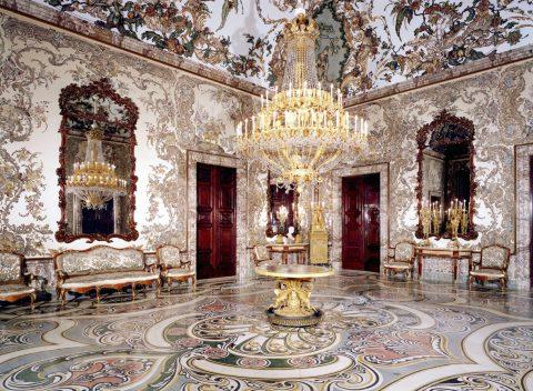 マドリード王宮の写真