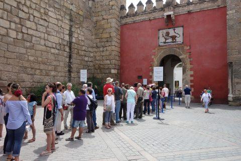Real-Alcazar-de-Sevilla/行列