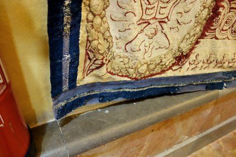 Real-Alcazar-de-Sevilla/布に書かれた絵画