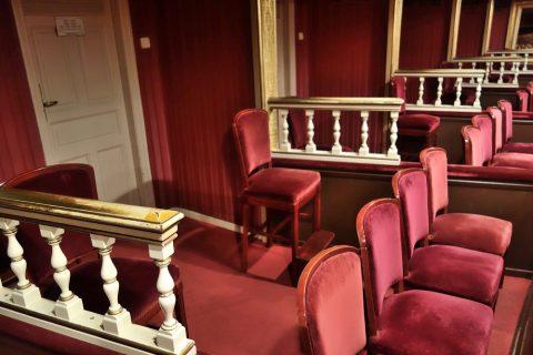 バルコニー席/サルスエラ国立劇場