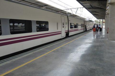 セビリア駅