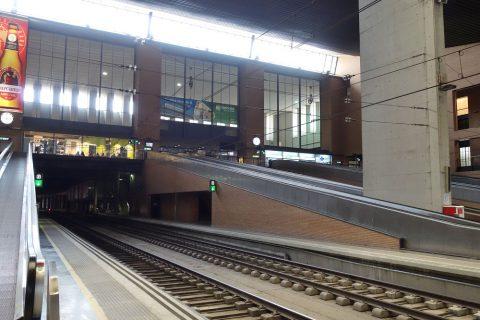 セビリアサンタフスタ駅