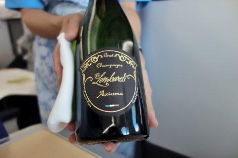 シャンパン/ANAビジネスクラス