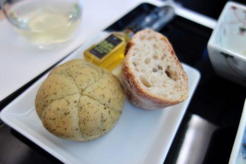パン/ANAビジネスクラス機内食