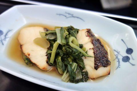 鯛/ANAビジネスクラス機内食