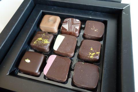 cacao-sampaka-madrid/9個入りチョコレート