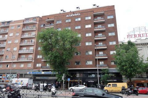 hotel-acta-madfor-madrid