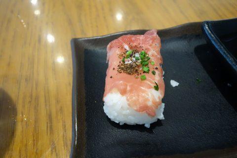 ピンチョスの寿司