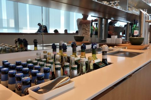 lufthansa-business-lounge-munich/アルコール