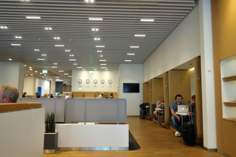lufthansa-business-lounge-munich/内装