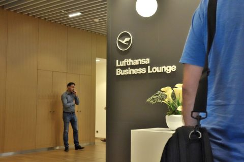 lufthansa-business-lounge-munich/ビジネスクラス
