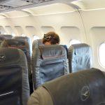 ルフトハンザ航空ビジネスクラス搭乗記&機内食レポ!ミュンヘン~マドリード