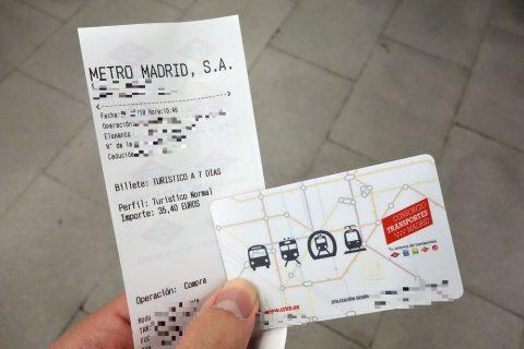madrid-metro/7日券