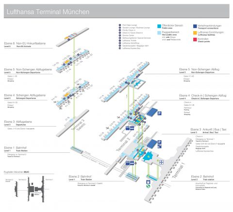 munich-airport-map
