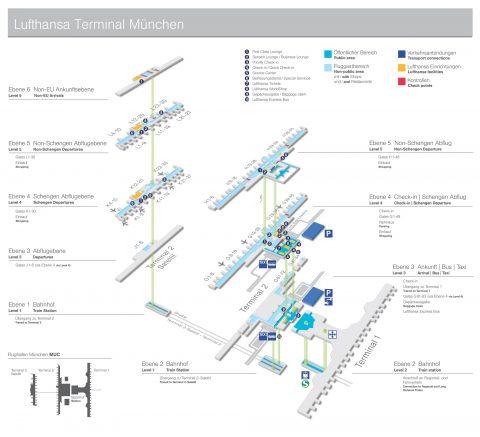 munich-airport-map