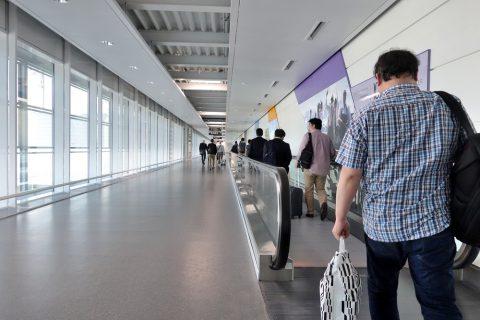 ミュンヘン空港乗継時間