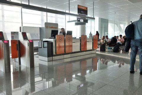 ミュンヘン空港K05
