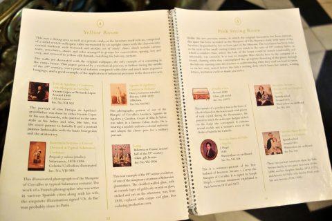 セラルボ美術館の英語ガイド
