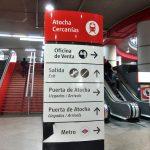 スペイン国鉄Renfeチケット予約方法!アトーチャ駅の乗り場など