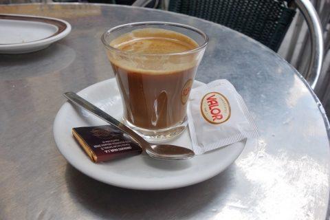 valor-madrid/ミルクコーヒー