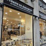 スペイン伝統のお菓子トゥロンの店「Vicens」は試食も可能!