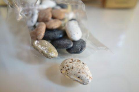 vicens-torrons/石のキャンディー