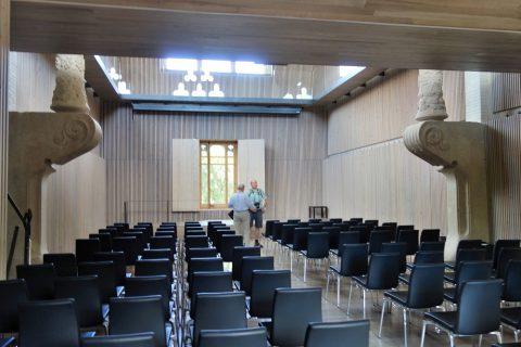 Hospital-de-Sant-Pau/多目的ホール