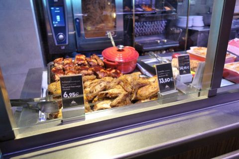 La-Placa-Gastro-Mercat/一品料理の値段