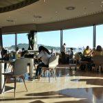 バルセロナで眺めの良いセルフ式レストランLa Placa Gastro Mercat(El Corte Inglés)