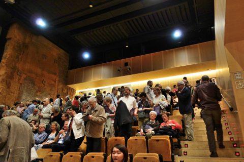 Palau-de-La-Musica/小ホール客席