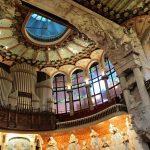 「カタルーニャ音楽堂」鑑賞レポ!美しい講堂と客席の眺望を詳しく!