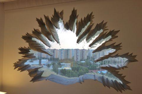 Renaissance-Barcelona-Fira/部屋の窓