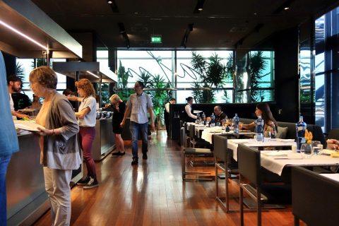 Renaissance-Barcelona-Fira/レストラン客席