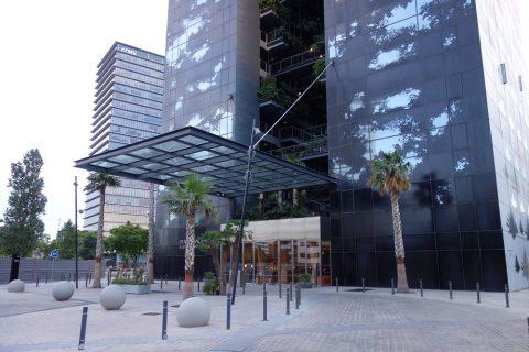 Renaissance-Barcelona-Fira/エントランス