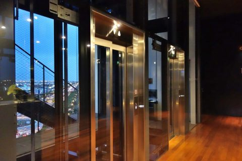 Renaissance-Barcelona-Fira/エレベーター
