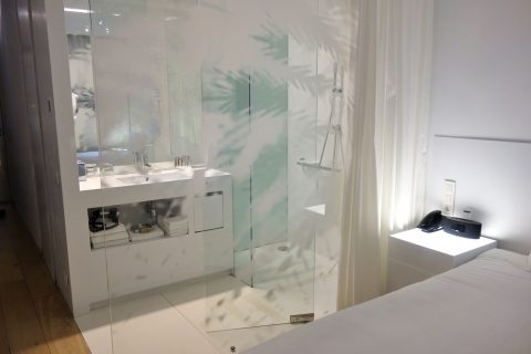 Renaissance-Barcelona-Fira/バスルーム