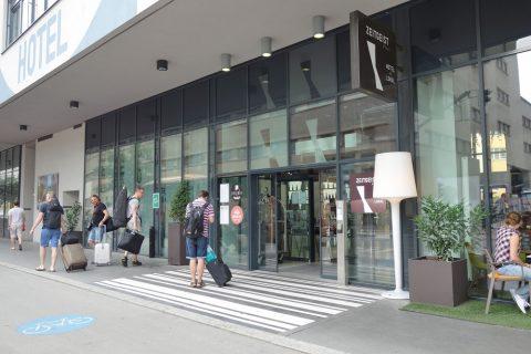ZEITGEIST-Vienna/エントランス