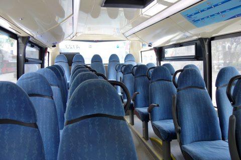 aerobus-barcelona/シート